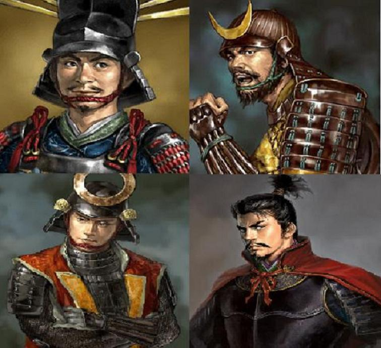 Warriors Orochi 3 Wallpaper: Samurai Warriors Wallpaper