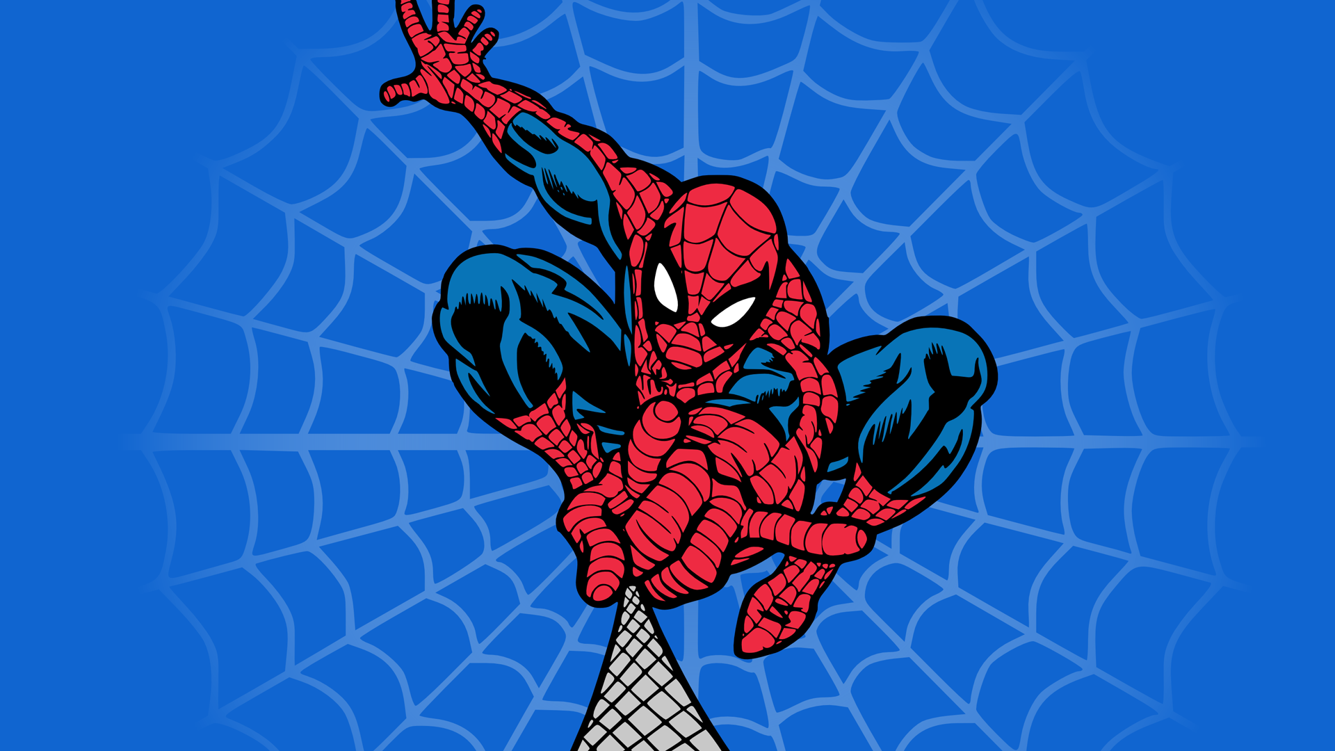 Spiderman Hd Wallpaper 1920x1080 Wallpapersafari