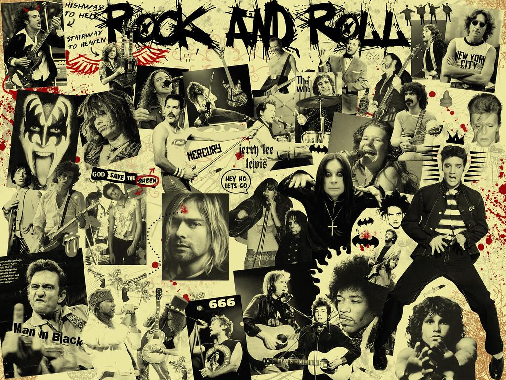 Rocknroll   Music Wallpaper 10572532 1024x768