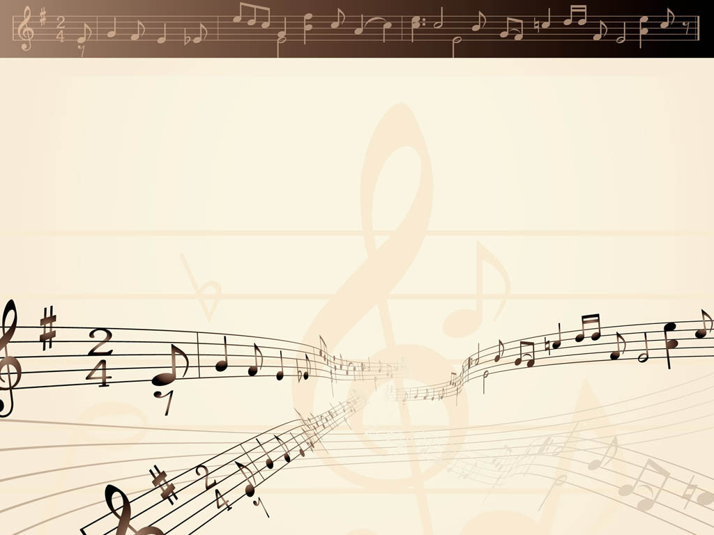 Music Wallpaper Music Notes Wallpapers 1024x768