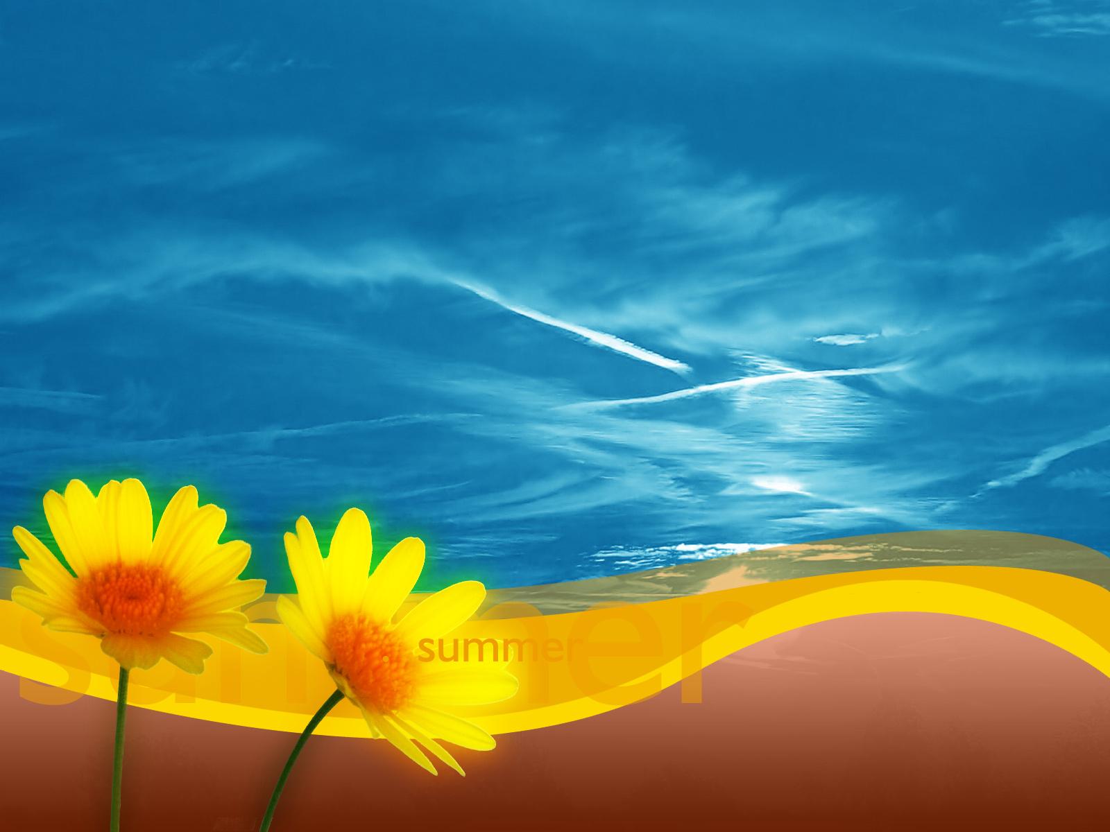 Summer Wallpaper HD For Desktop Wallpaper HD And Background 1600x1200
