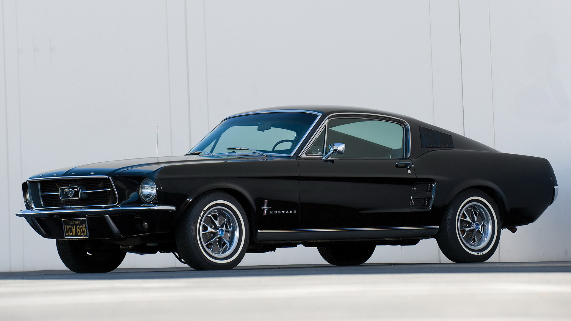 30 Mustang Fastback Wallpapers On Wallpapersafari
