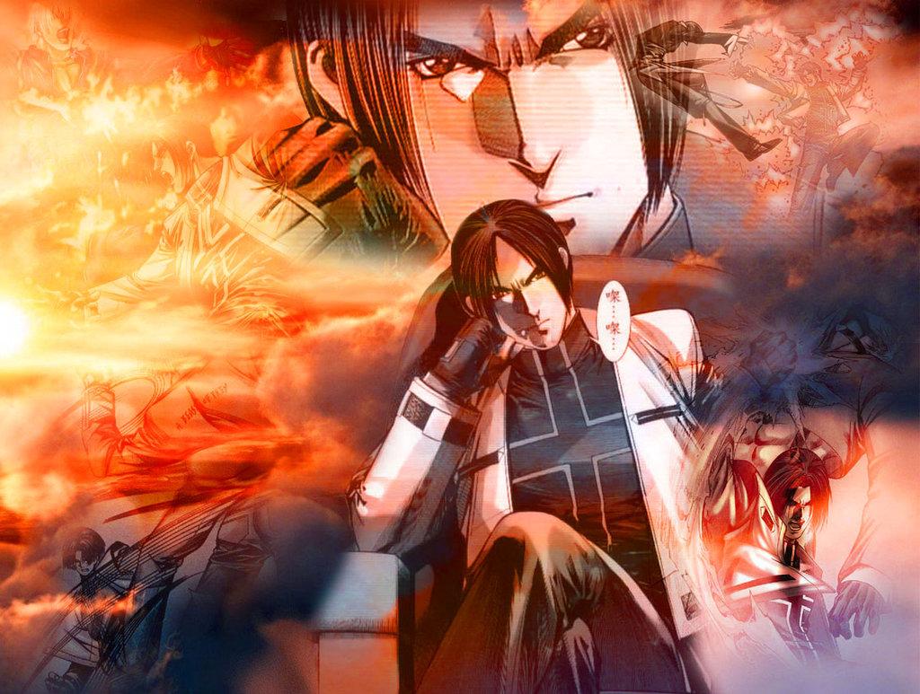 Character Image Kyo Kusanagi King of Fighters 1024x773
