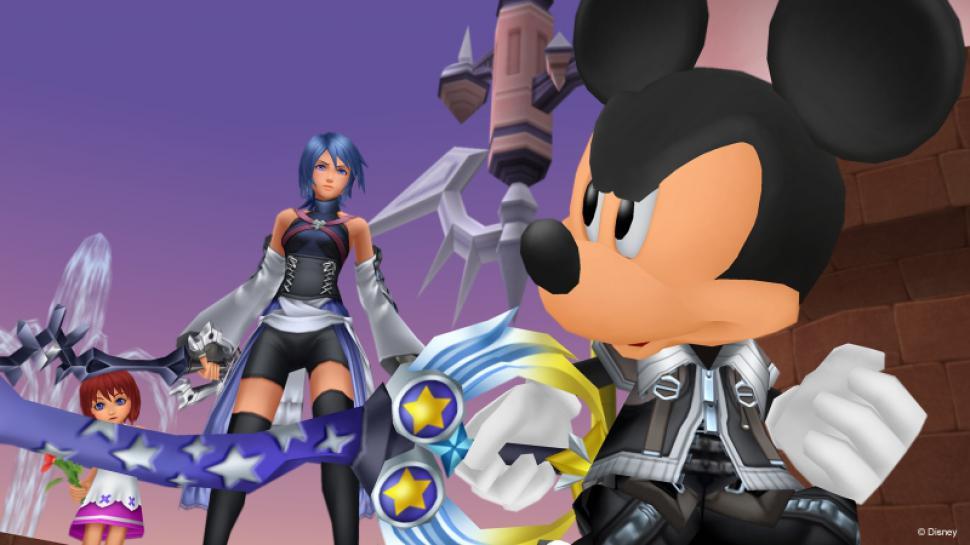 Kingdom Hearts 2 5 Wallpaper Kingdom Hearts hd 2 5 Remix im 970x545