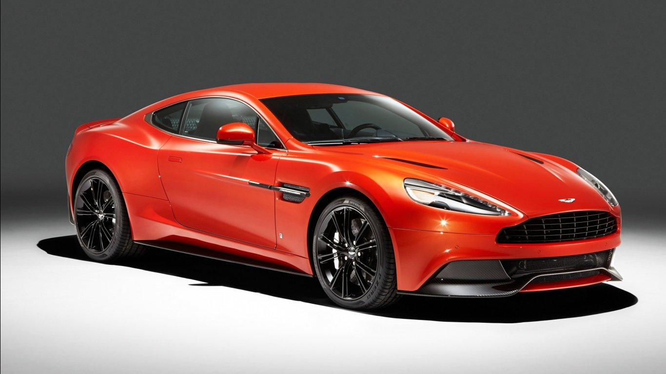 by Aston Martin Vanquish 2014 Wallpapers HD Wallpapers 1366x768