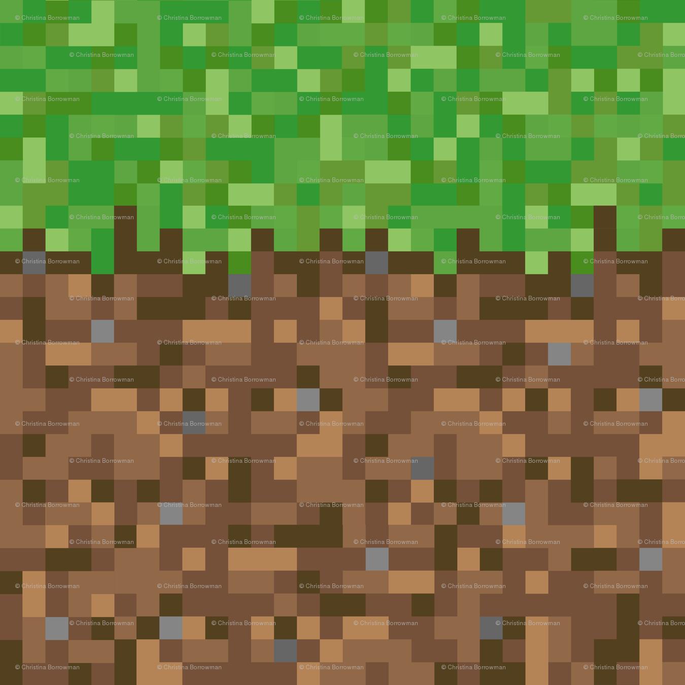 Minecraft Grass Block Wallpaper Hd Minecraft inspired grass block 1350x1350