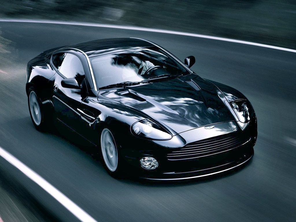 Aston Martin V12 Vanquish   Aston Martin Wallpaper 30817462 1024x768