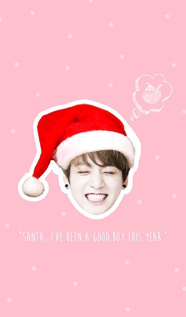 j i a ] on Kpop Bts christmas BTS Bts jungkook 602x1024