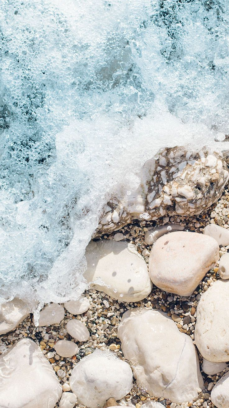 Pale Pastels iPhone Wallpaper Collection for Beach Lovers Preppy 736x1308