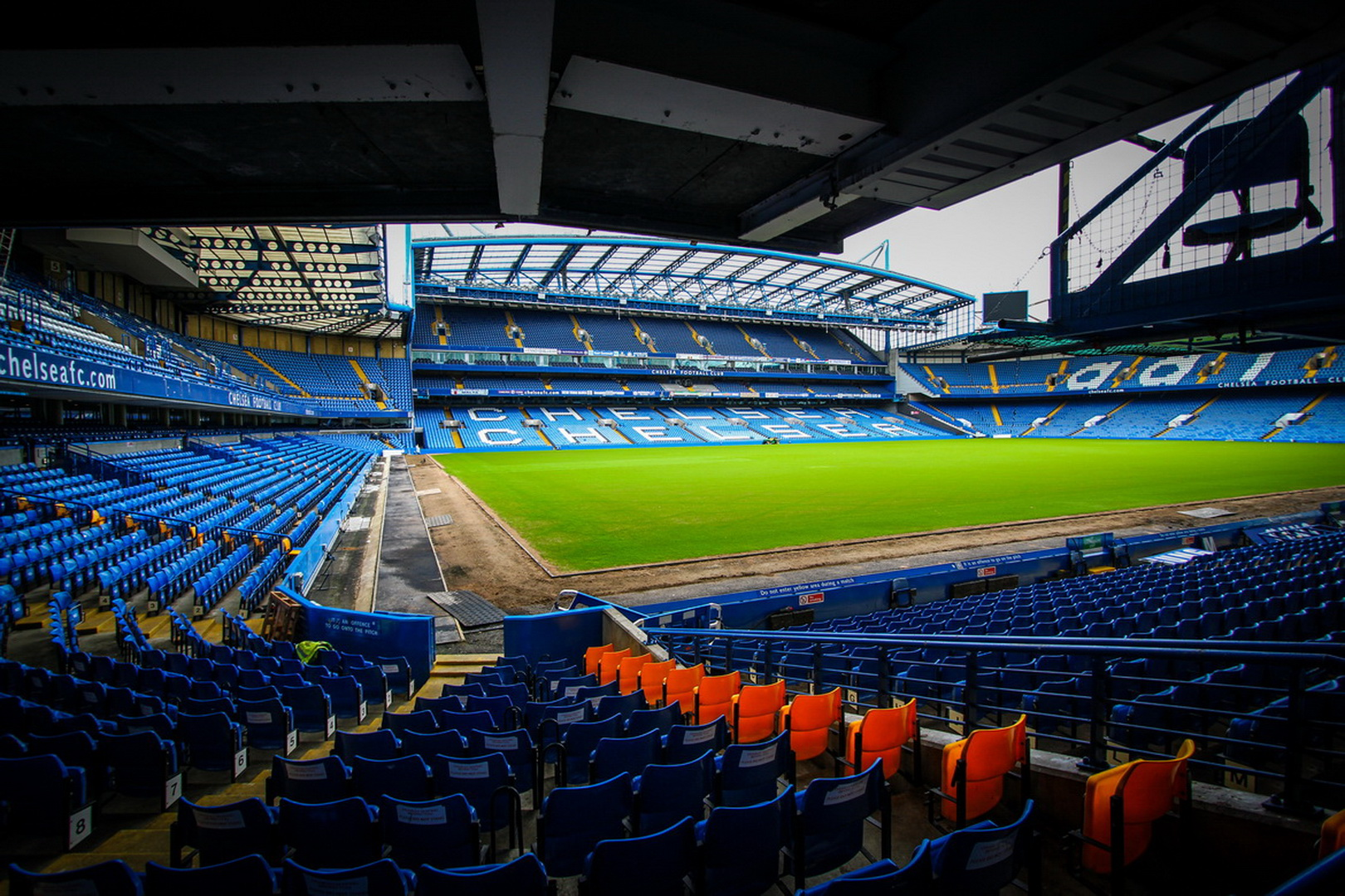 Stamford Bridge Football Stadium Wallpapers 1080p Ten HD 1620x1080