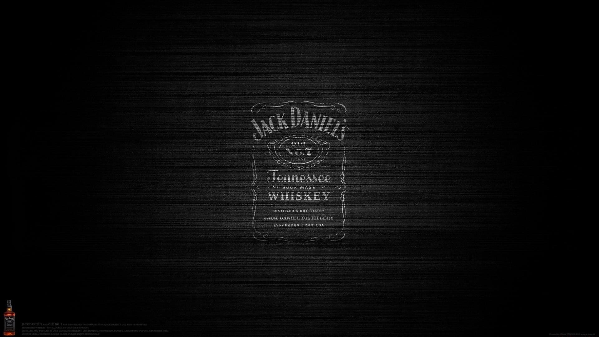 Alcohol brands jack daniels wallpaper 70953 1920x1080