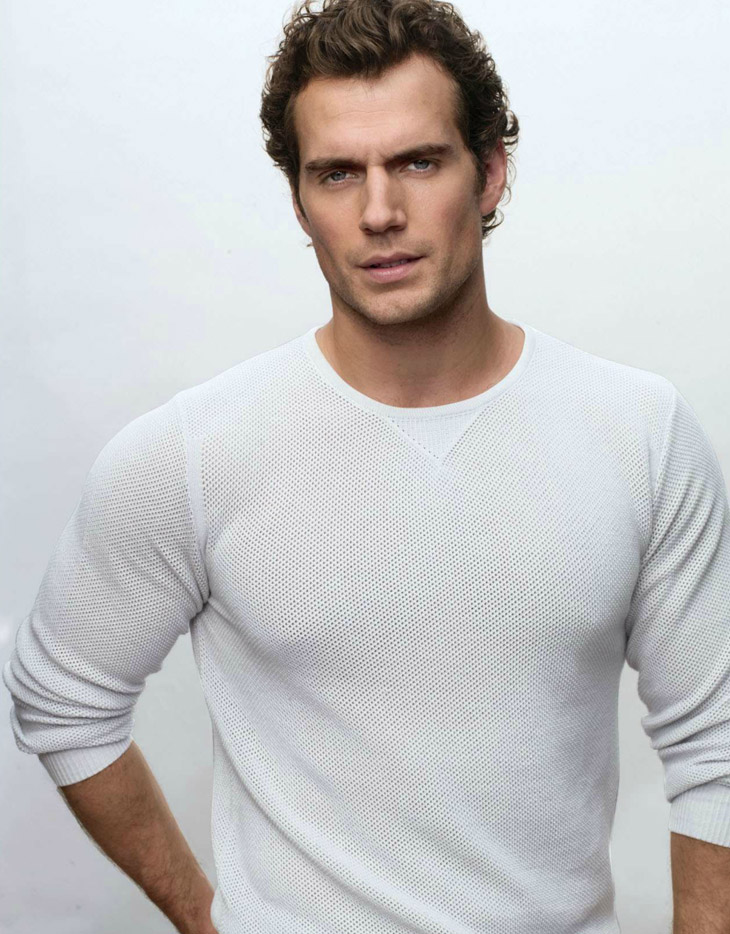 Henry Cavill for Details by Mark Seliger 730x934
