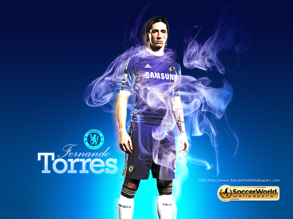 75+] Fernando Torres Chelsea Wallpaper on WallpaperSafari