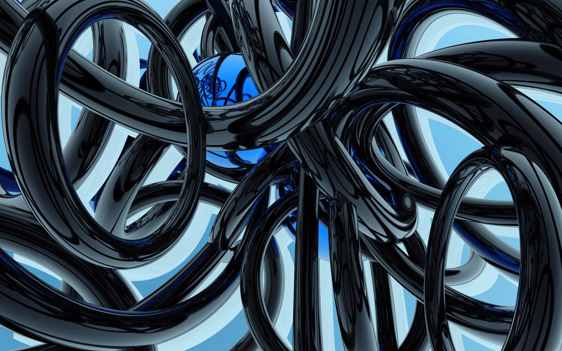 Cooling system 3d abstract Desktop Wallpaper 1920x1200