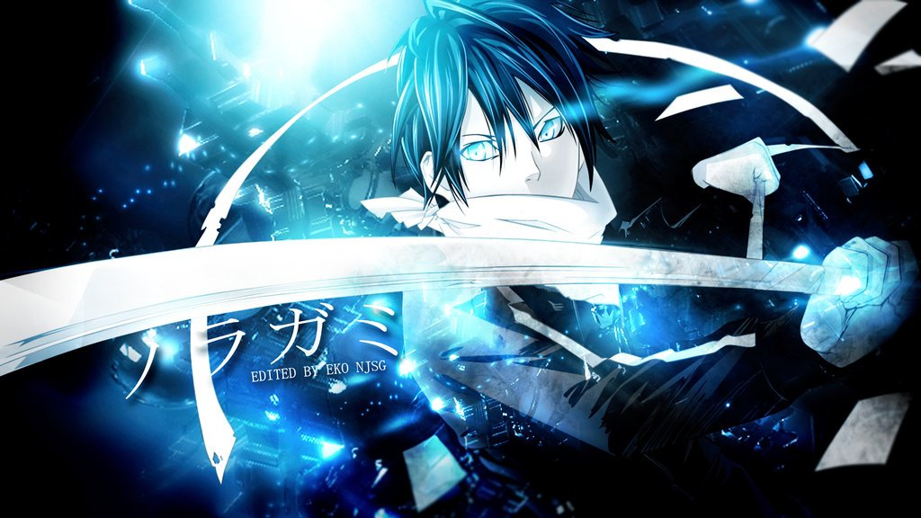 title noragami aragoto wallpaper hd - photo #27