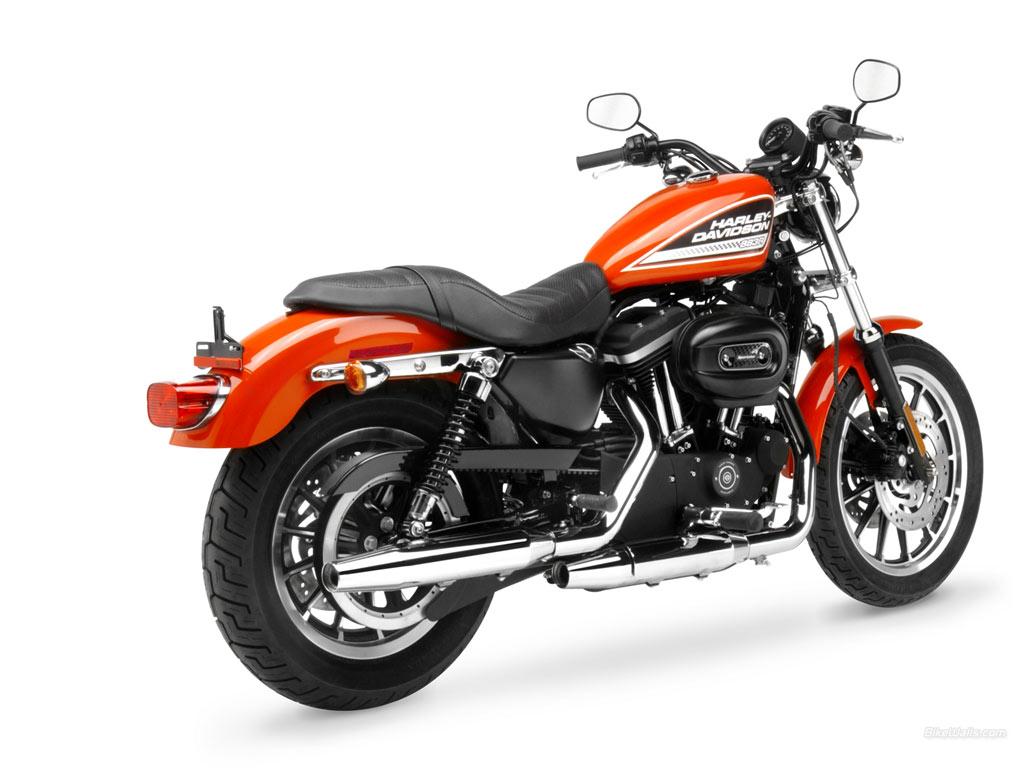Harley Davidson XL 883 R Sportster 1024 x 768 wallpaper 1024x768