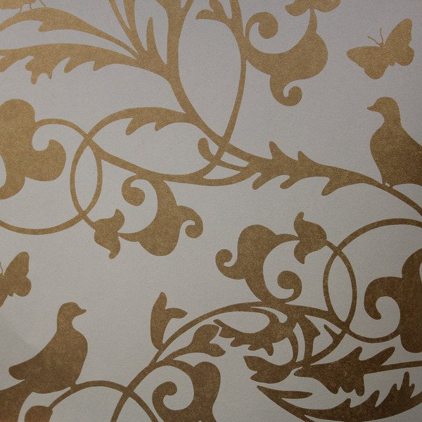 Eijffinger Wallpaper   Designer wallpaper   Gracia 301220 Birds 600x600
