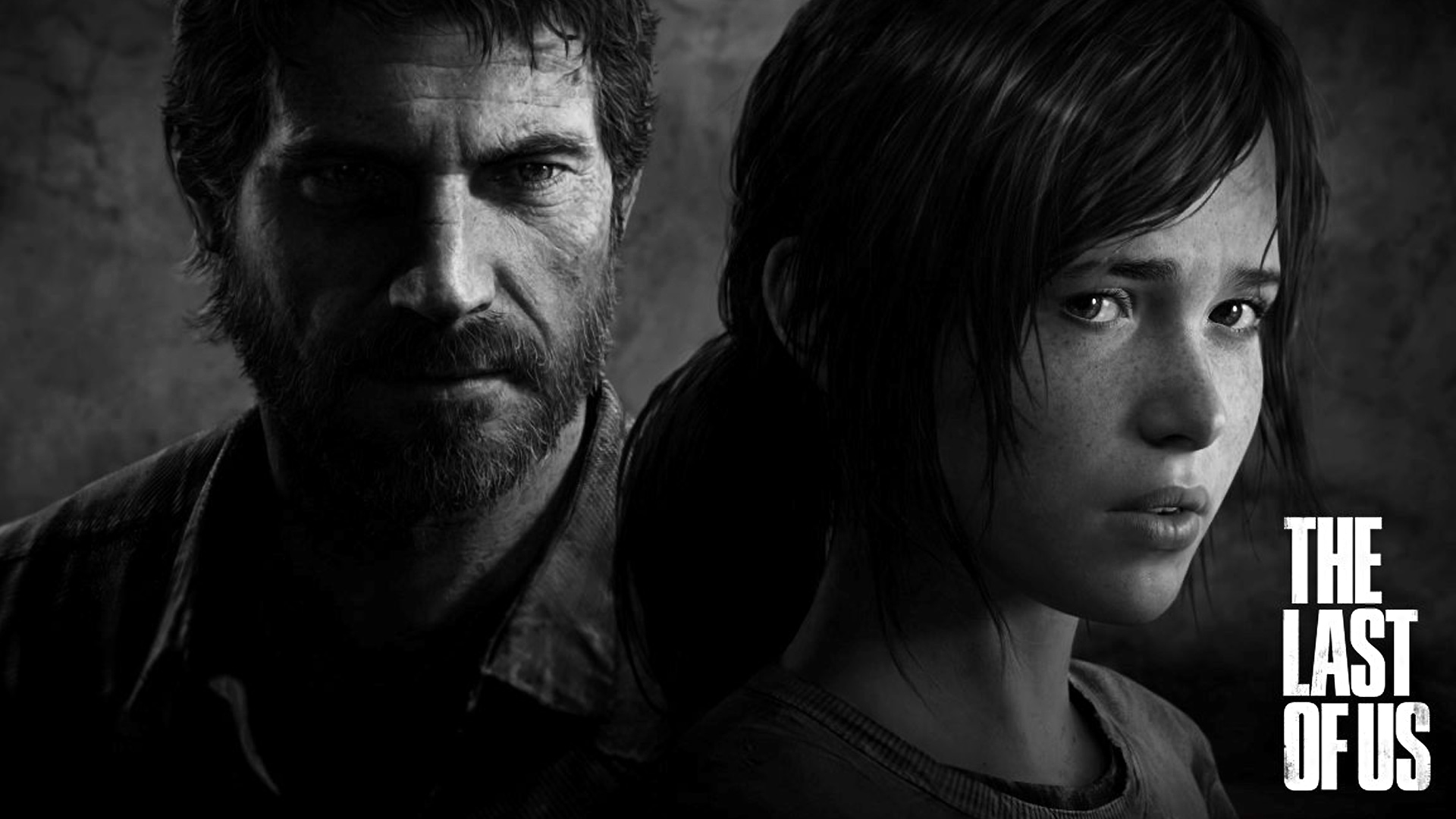 Free Download Last Of Us Joel And Ellie Game Character Hd