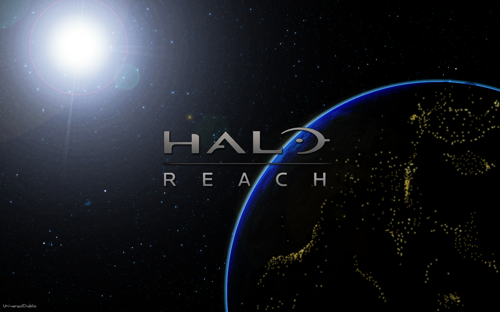 Epic Halo Reach Wallpapers 1680x1050