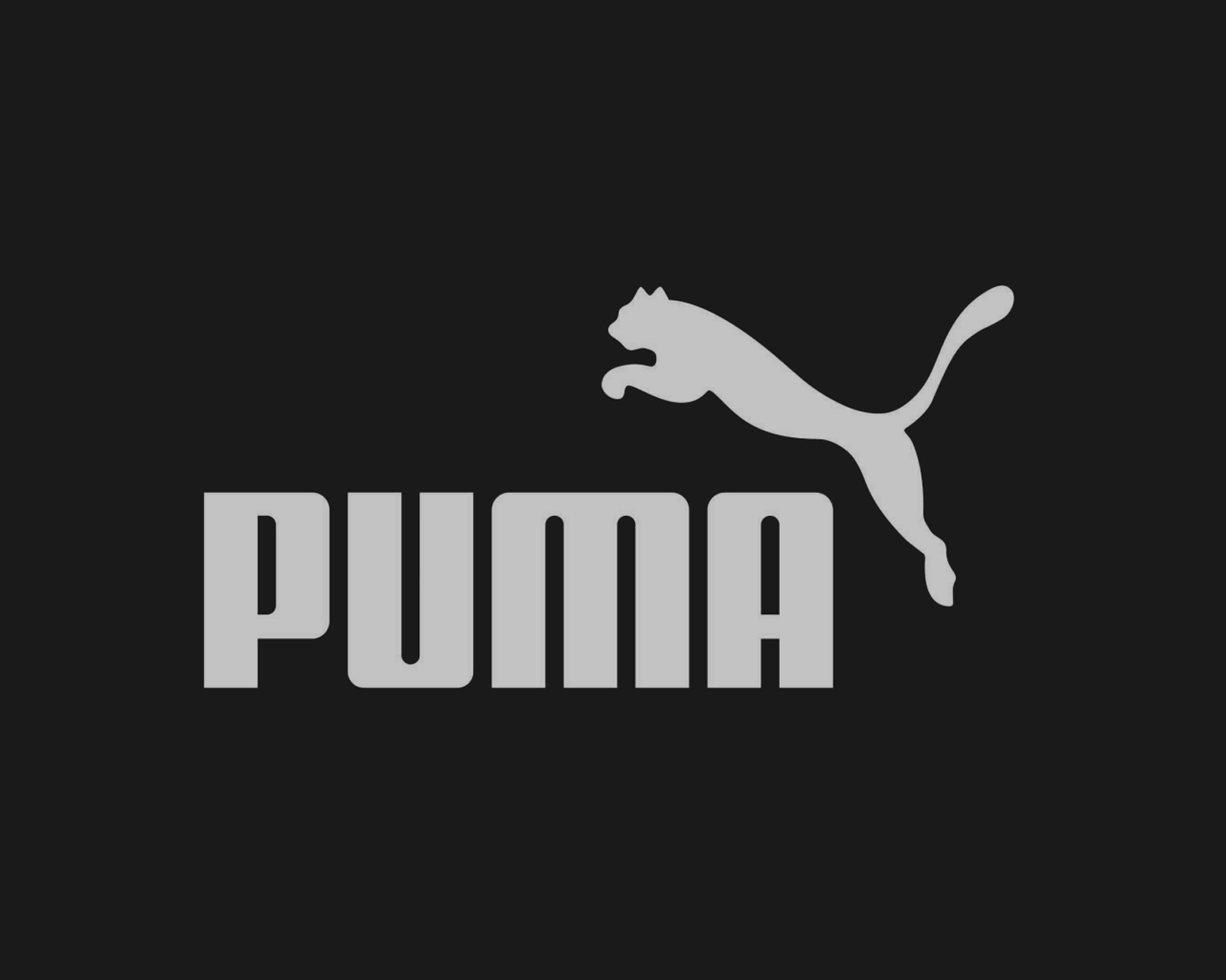 Puma Logo Wallpapers HD Backgrounds WallpapersIn4knet 1600x1280