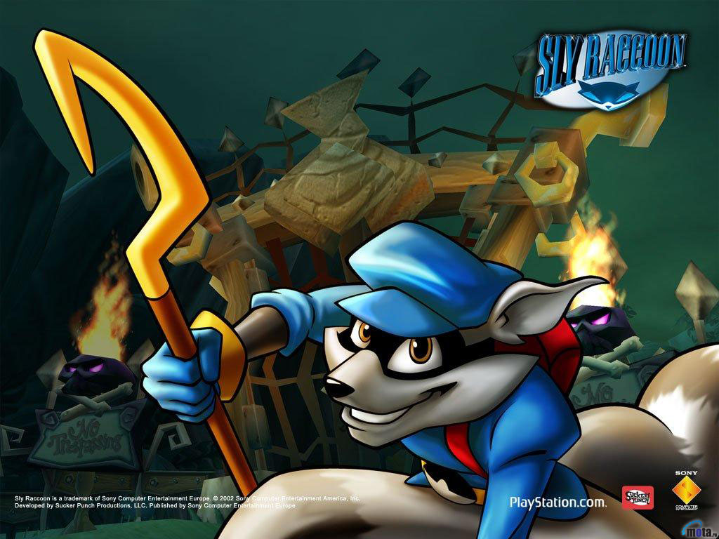 Downloads   Sly Cooper Fan Network 1024x768