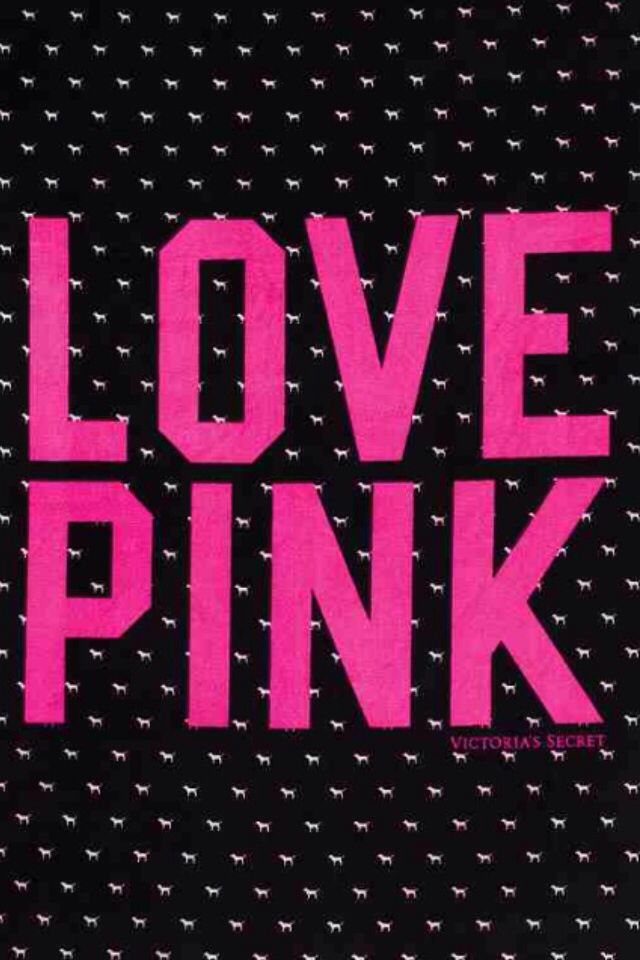 48 Love Pink Wallpaper Victoria Secret On Wallpapersafari