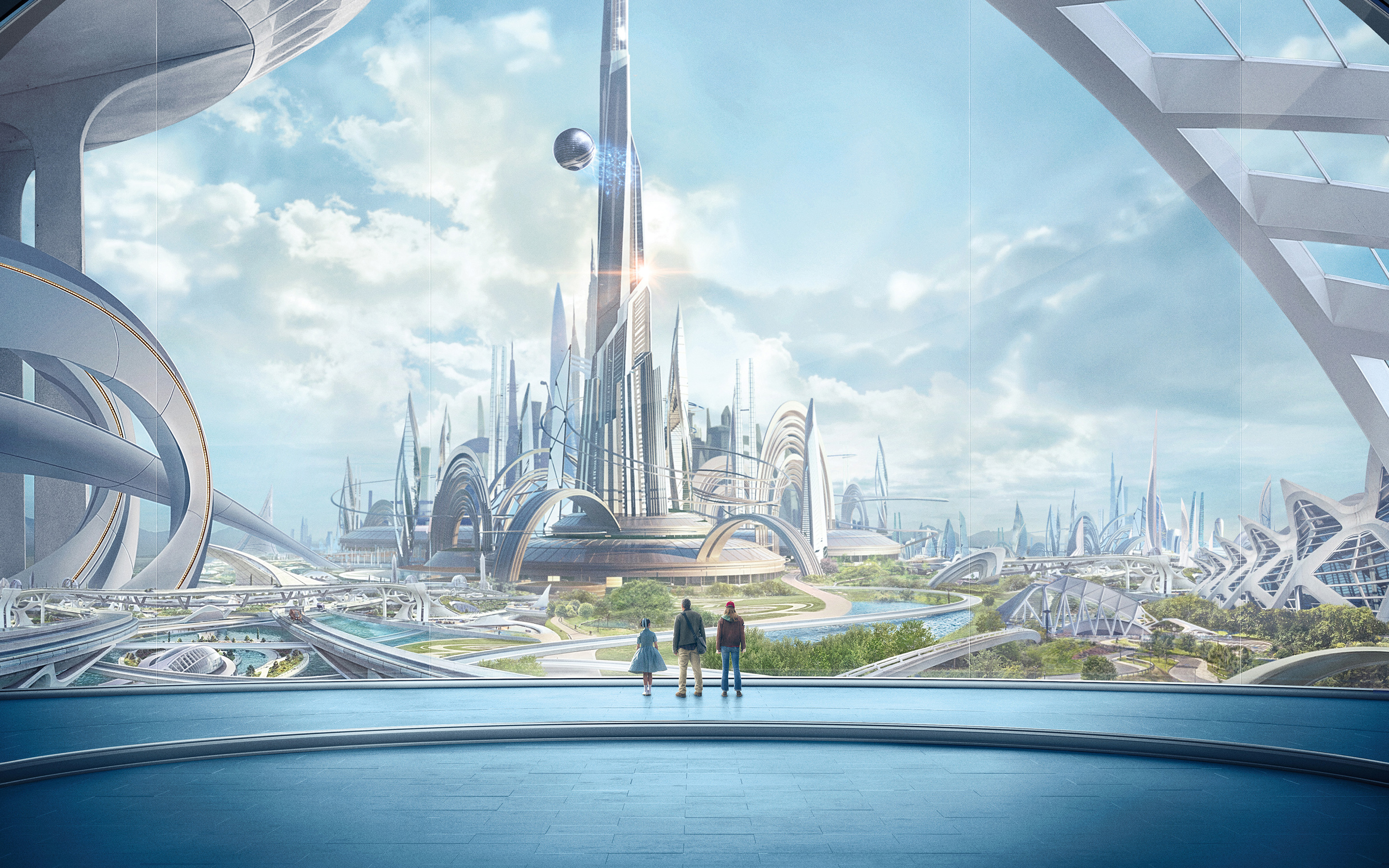 2015 Tomorrowland Wallpapers HD Wallpapers 2880x1800