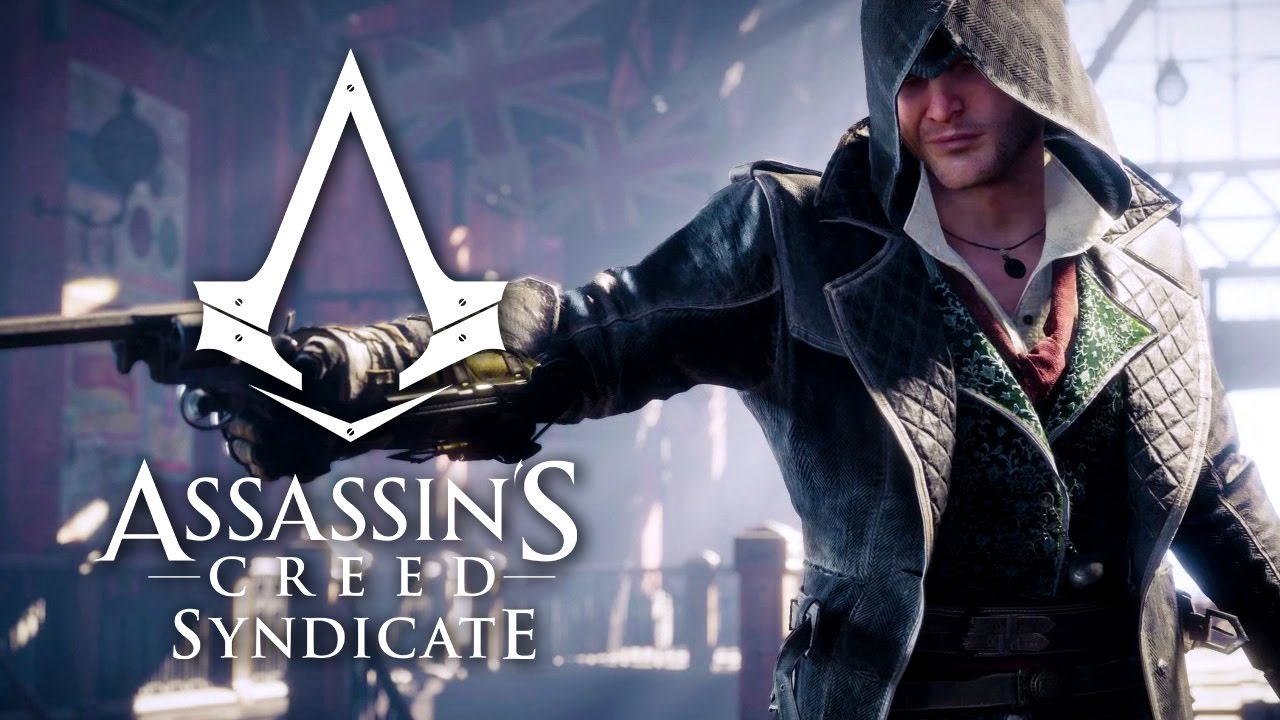 Assassins Creed Syndicate   Jacob Trailer 1280x720