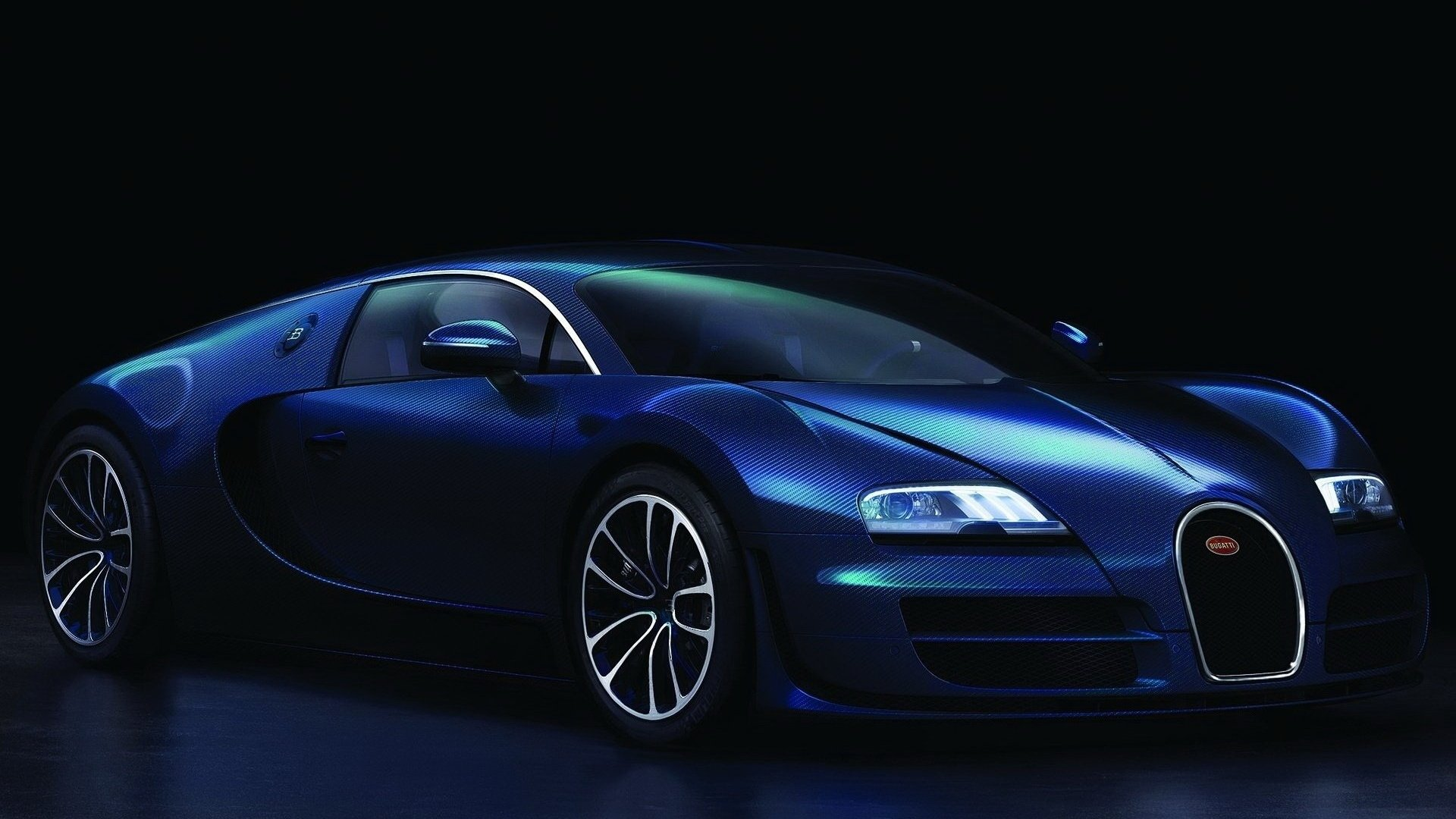 Bugatti Veyron Wallpapers 1920x1080