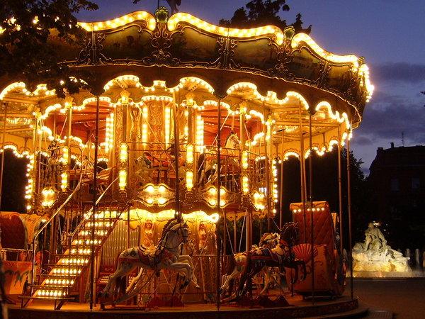 merry go round by Elenare 600x450