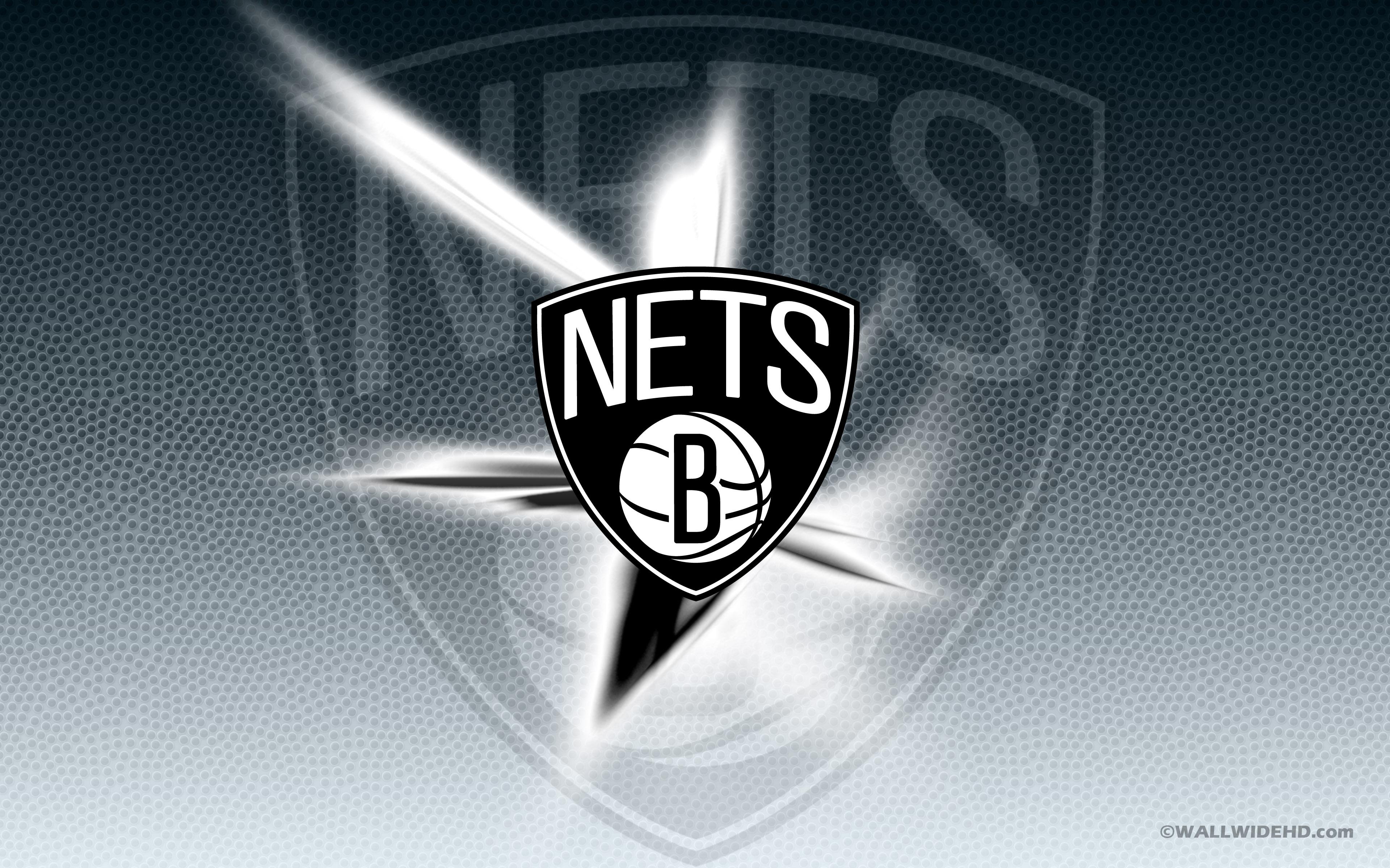 Brooklyn Nets Wallpaper Nba cute black Logo cute Wallpapers 3840x2400