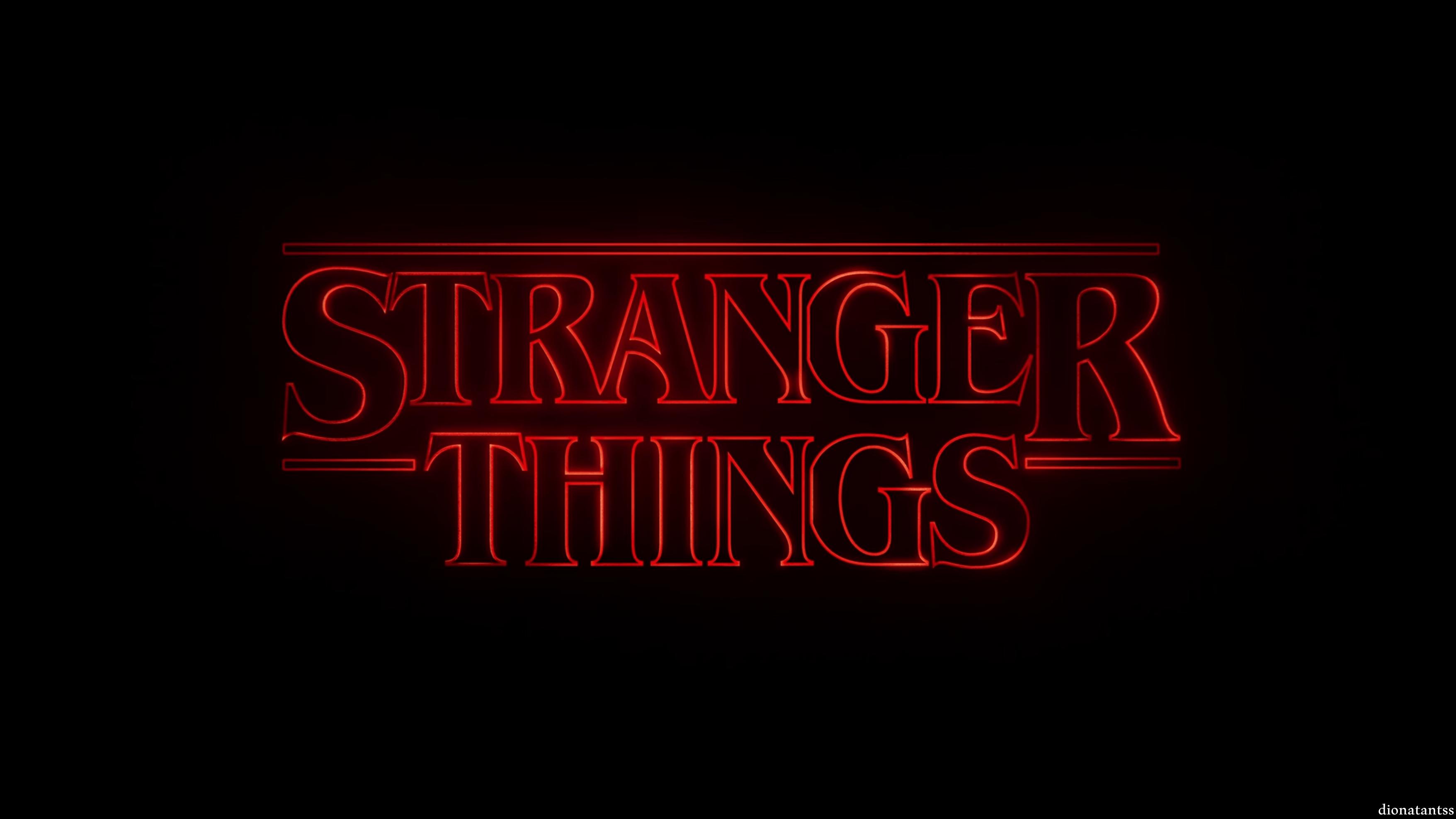 Stranger Things Desktop Wallpapers   Top Stranger Things 3512x1976