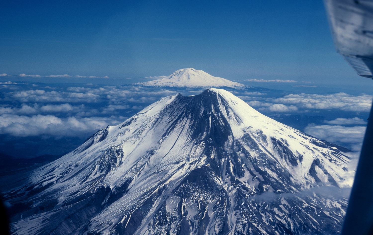 Mount St Helens wallpapers Earth HQ Mount St Helens pictures 1500x945
