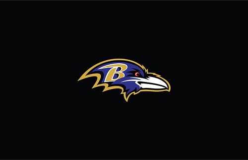 Baltimore Ravens Logo Desktop Background 500x324