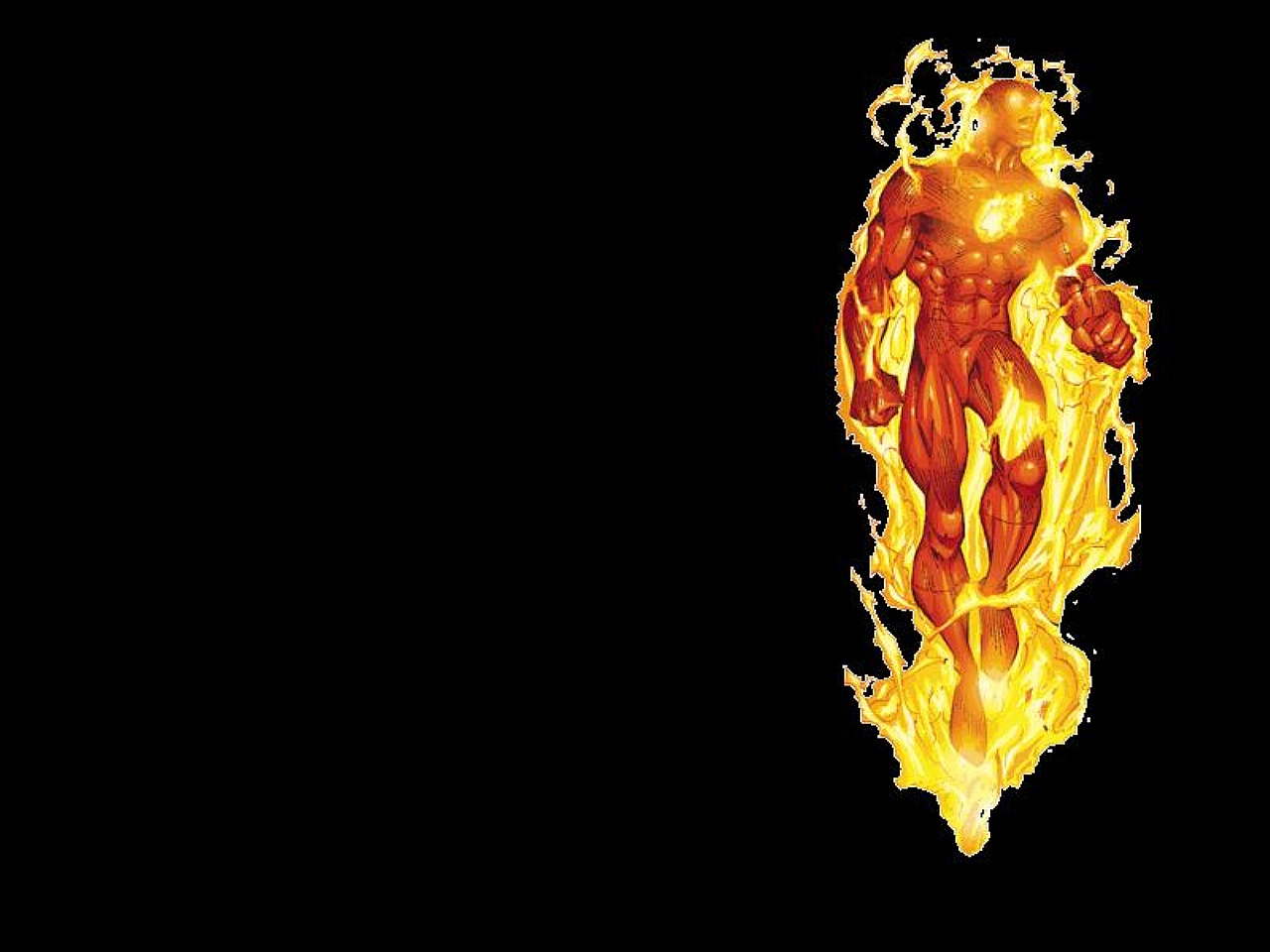 Human Torch Cartoon Photos Cartoon Photo and Wallpaper 1280x960