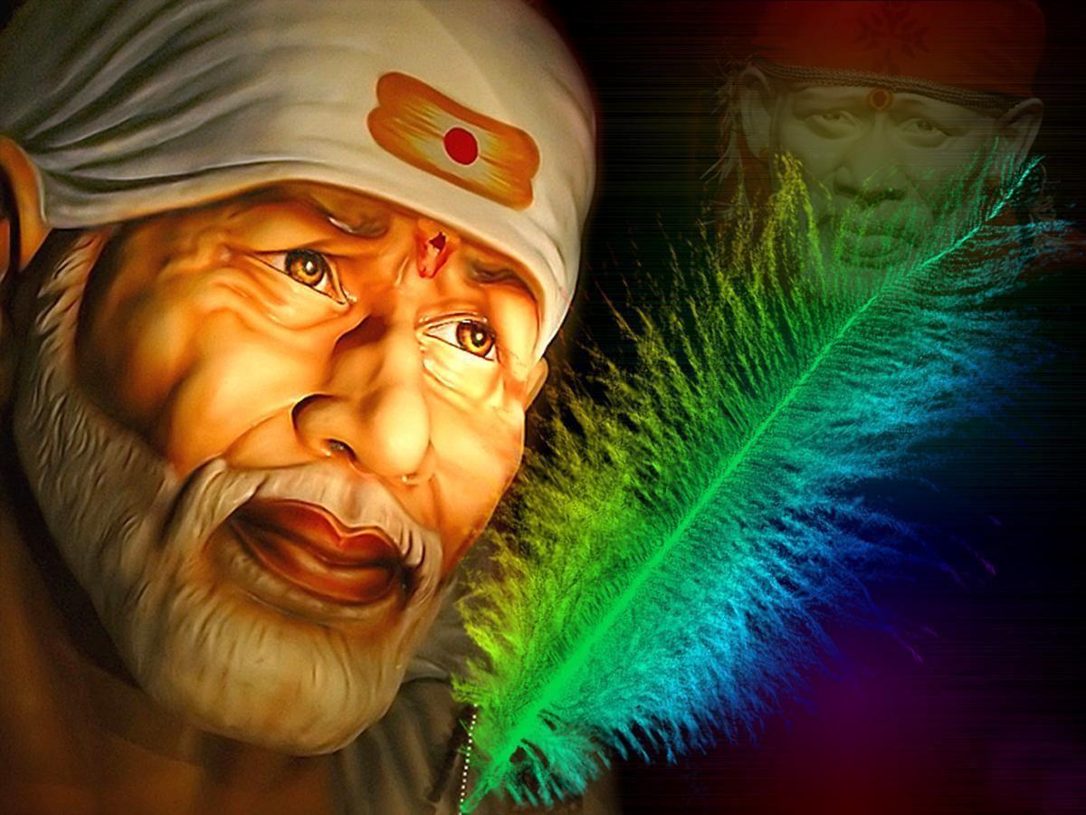Shirdi Sai Baba Photos Full HD Wallpapers 1080P Download 1200x900