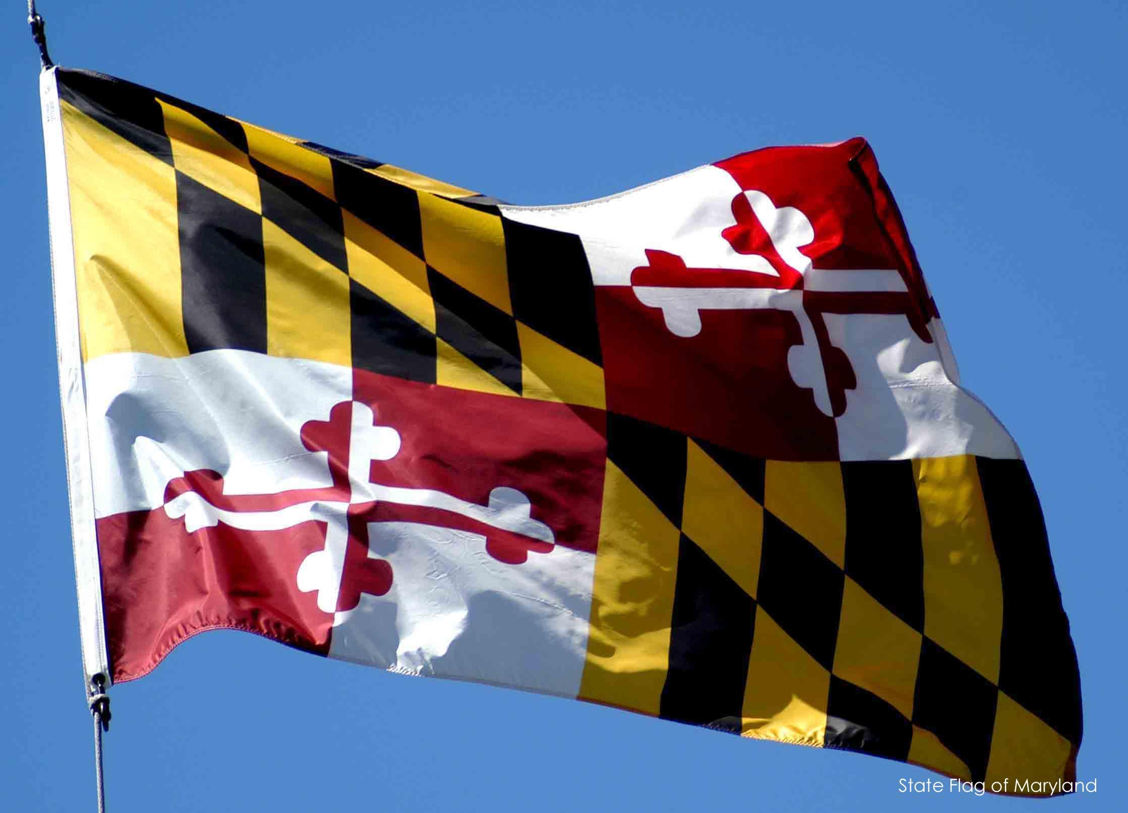 Maryland Flag 2236x1612