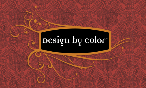 Wallpaper books by DESIGN BY COLOR 500x300