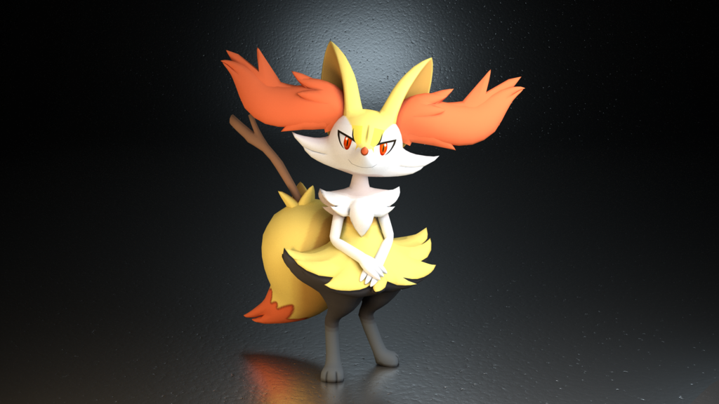 654 Braixen by TheAdorableOshawott 1024x576