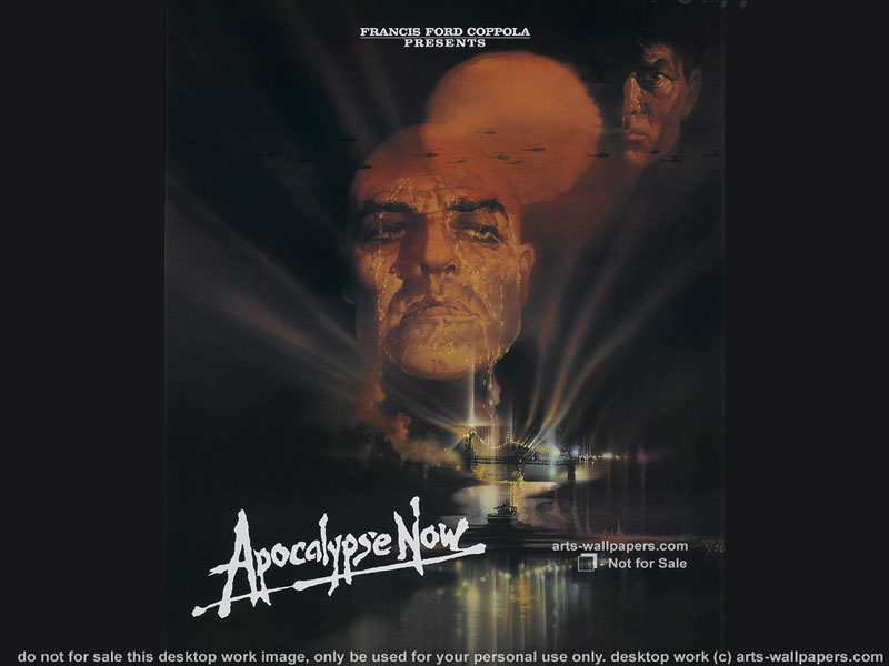 Apocalypse Now Wallpapers Poster Movie Wallpaper 800x600