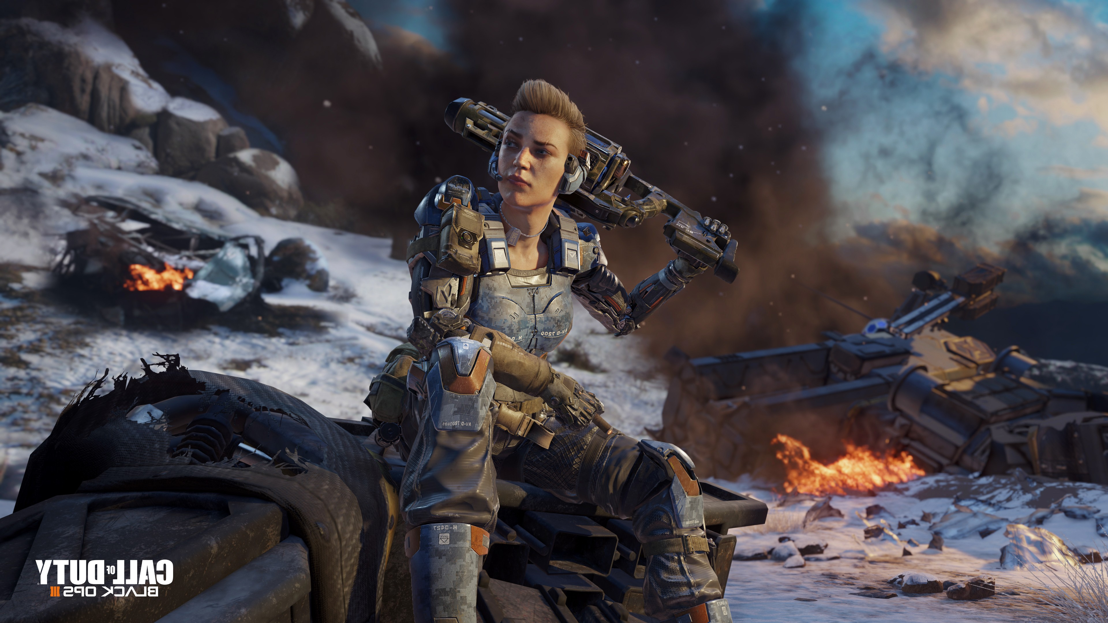 Free Download Call Of Duty Black Ops 3 Wallpapers Photo Festival