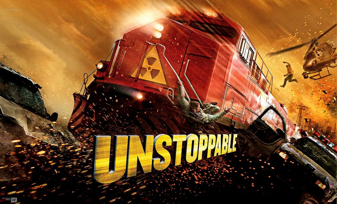 UNSTOPPABLE action thriller train locomotive wallpaper 1980x1200 1155x700