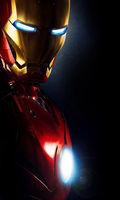 Iron Man Wallpapers for Android Apps APK Download For 480x800