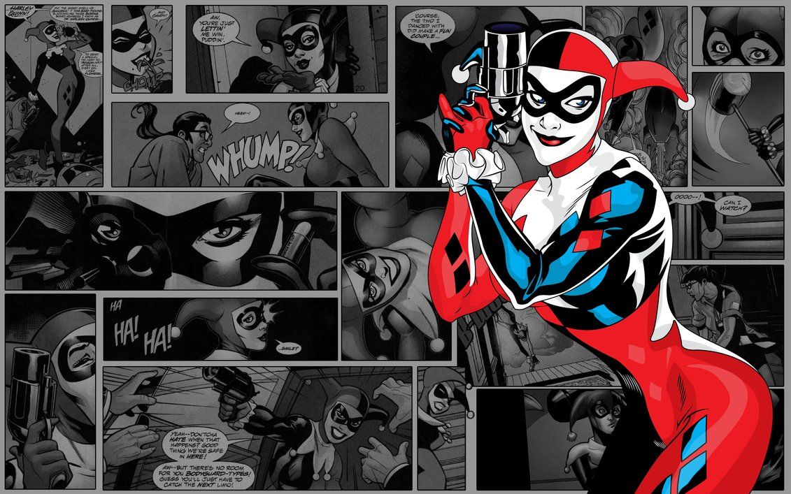 harley quinn Page 5 1131x707