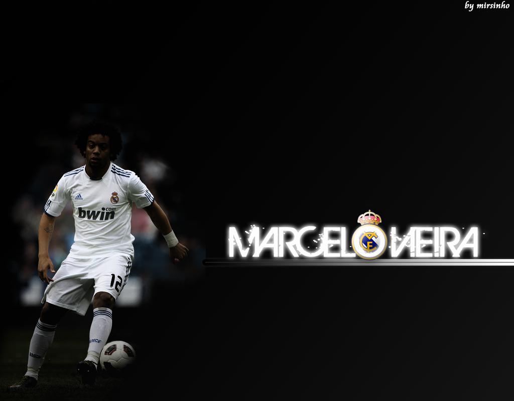 Marcelo Vieira Football Wallpaper 1024x800