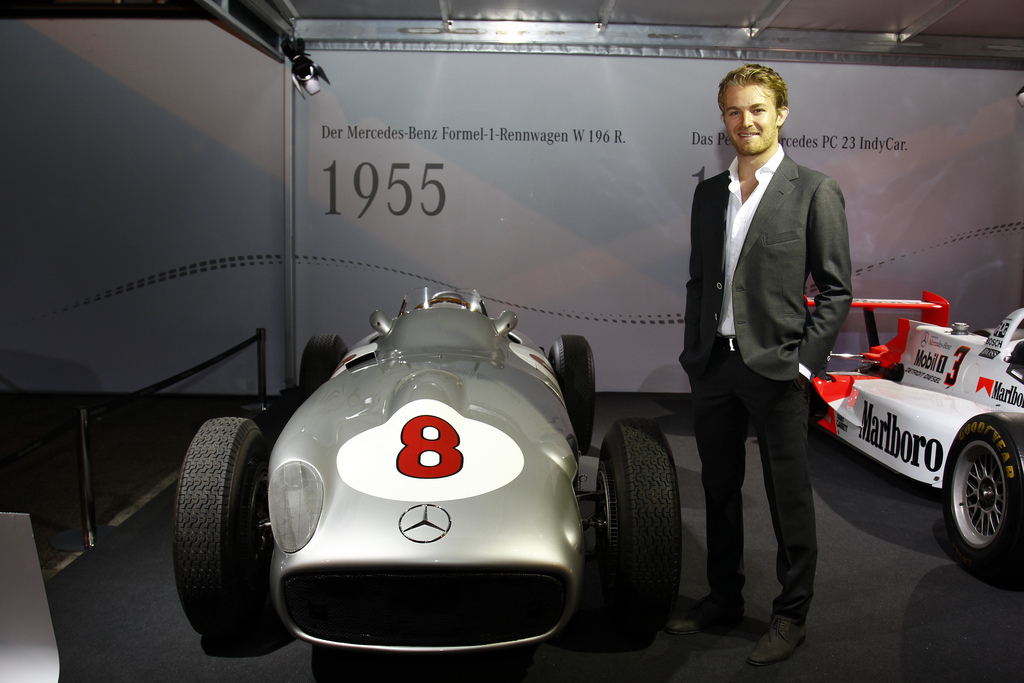 NiCo RoSbErG images Nico Rosberg Juan Manuel Fangio Mercedes 1024x683