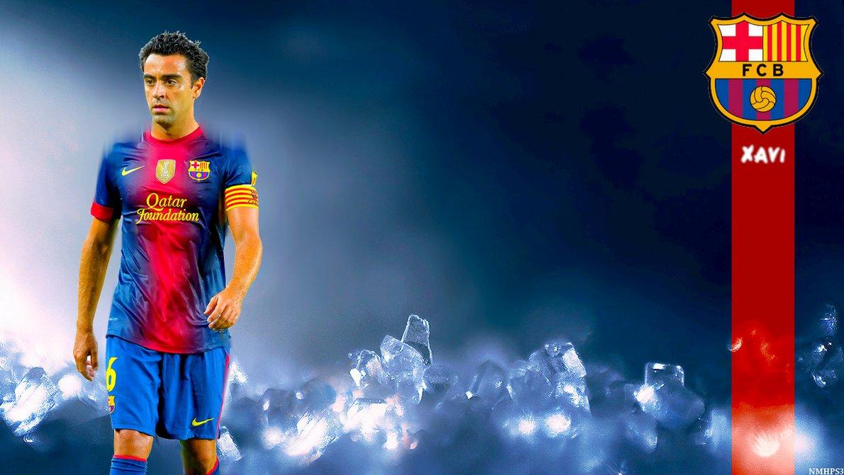 Football Xavi Hernandez hd Wallpapers 2013 1191x671