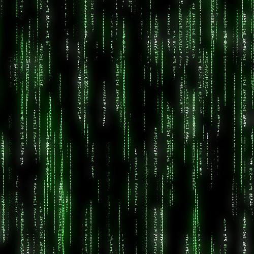Matrix Code Background Matrix yourself everything Flickr   Photo 500x500