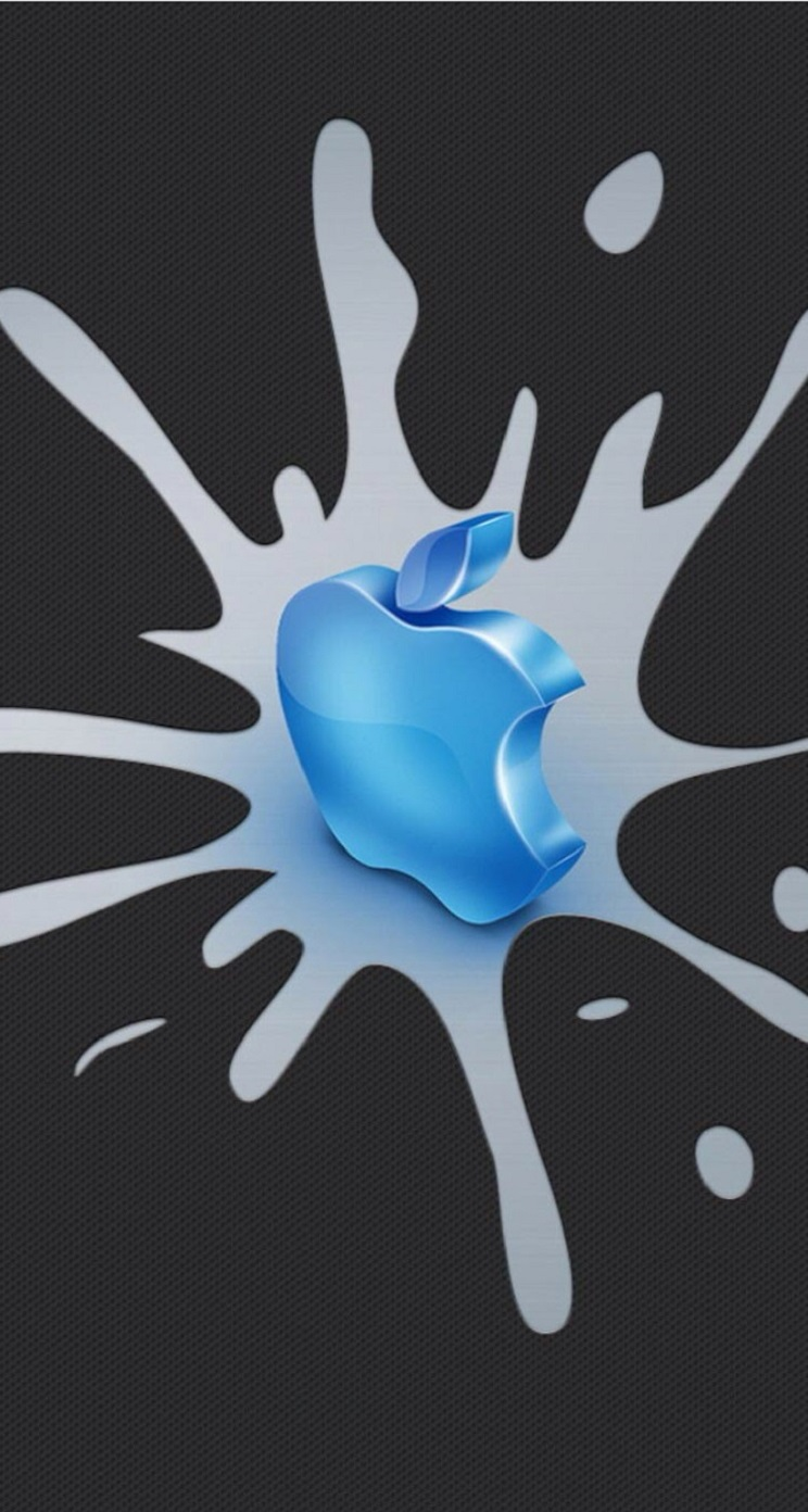 apple logo wallpaper hd iphone 5 | animaxwallpaper