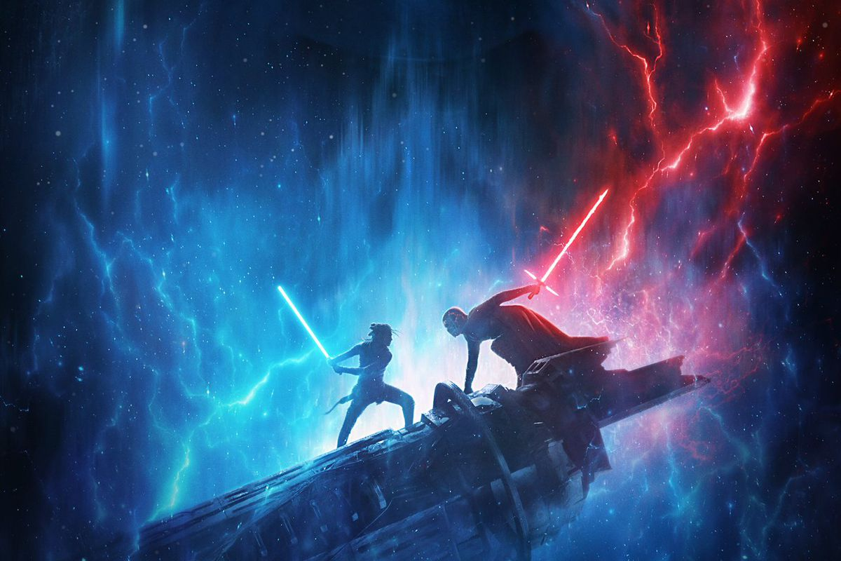 Star Wars The Rise of Skywalker footage a final battle for the 1200x800